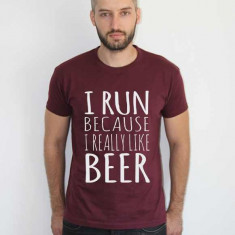 Tricou personalizat I Really Like Beer