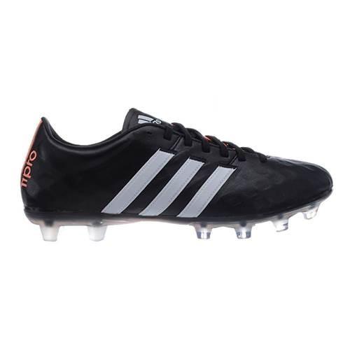 Ghete Fotbal Adidas 11PRO FG M21372 foto mare