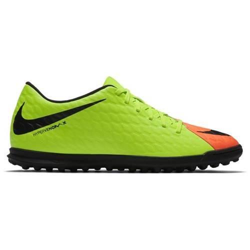 Ghete Fotbal Nike Hypervenomx Phade Iii TF 852545308