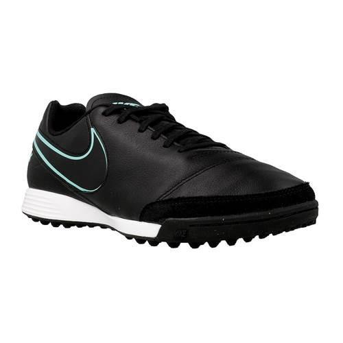 Ghete Fotbal Nike Tiempox Genio II Leather 819216004 foto mare