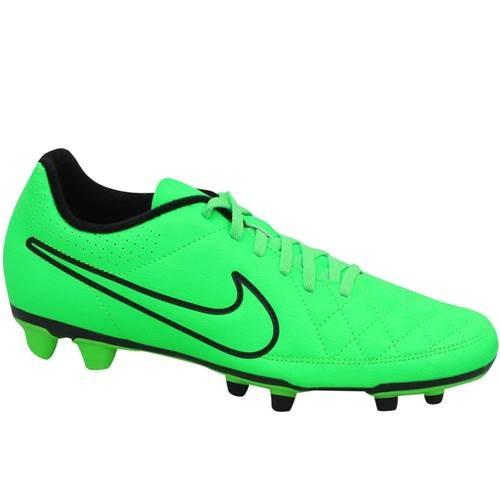 Ghete Fotbal Nike Tiempo Rio II FG 631287330 foto mare