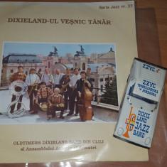 SERIA JAZZ NR 27...DIXIELAND UL VESNIC TANAR - Muzica Jazz electrecord, VINIL