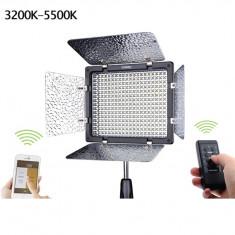 Yongnuo YN300 III Lampa foto-video 300 LED, CRI 95, temperatura de culoare ajustabila - Lampa Camera Video