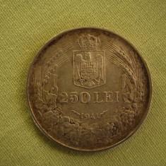 250 lei 1941 - Nihil Sine Deo - 2 - Moneda Romania, Argint