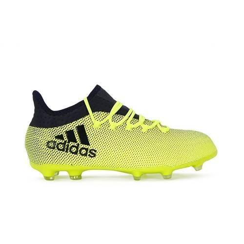 Ghete Fotbal Adidas X 171 FG J S82297