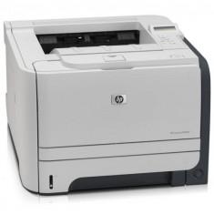 Imprimanta Laser Monocrom A4 HP P2055d, 40 pagini/minut, 50.000 pagini/luna, 1200 x 1200 DPI, Duplex, 1 x USB, Cartus Toner Inclus - Imprimanta laser alb negru