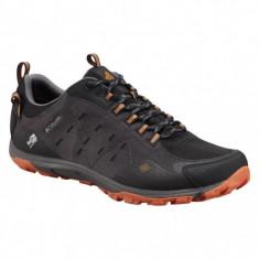 Pantofi Columbia Conspiracy Razor Outdry - Pantofi barbat Columbia, Marime: 44, Culoare: Negru