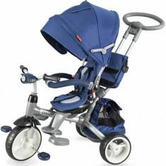 Tricicleta Modi Albastru - Tricicleta copii Coccolle