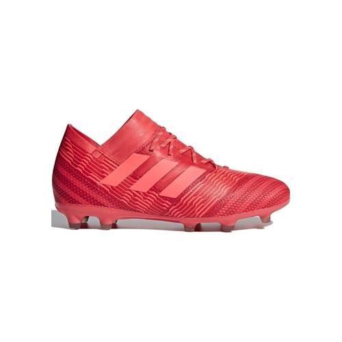 Ghete Fotbal Adidas Nemeziz 171 FG Junior CP9153 foto mare
