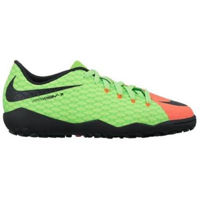 Ghete Fotbal Nike Junior Hypervenomx Phelon Iii TF 852598308 foto