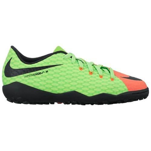 Ghete Fotbal Nike Junior Hypervenomx Phelon Iii TF 852598308