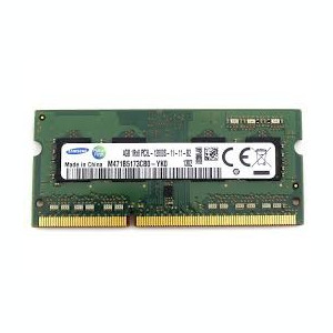 Memorie laptop DDR3 4GB PC3L SAMSUNG  1RX8 PC3L-12800S-11-11-B2, noi