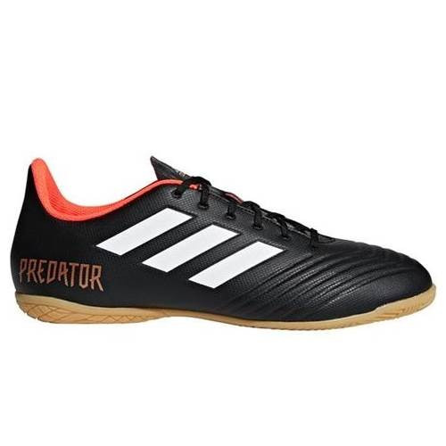 Ghete Fotbal Adidas Predator Tango 184 Cblackftwwhtsolr CP9275 foto mare