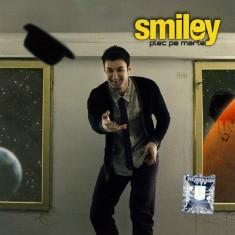 Smiley – Plec Pe Marte & Acasa (set 2 CD-uri), cat music