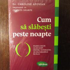 Cum Sa Slabesti Peste Noapte - Caroline Apovian