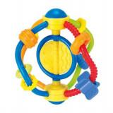 Jucarie Dentitie Si Zornaitoare Spirala Winfun Pentru Bebelusi - Jucarie dentitie copii