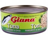 Giana Ton maruntit in suc propriu 170g