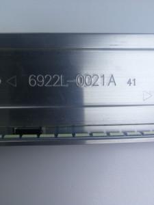 Barete LED 6916L0891A 47 ART REV 0.6 6920L-0001C  LG 47LM607S LC470EUG(PE)(F1)