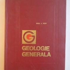 GEOLOGIE GENERALA de EMIL I. POP 1971
