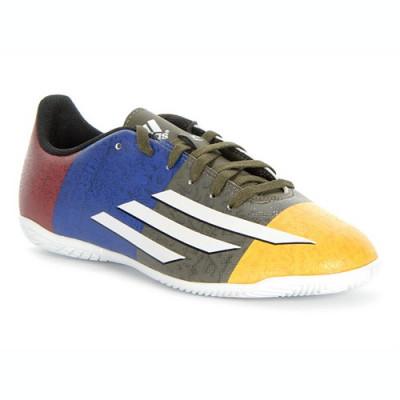 Ghete Fotbal Adidas F5 IN J Messi M21772 foto