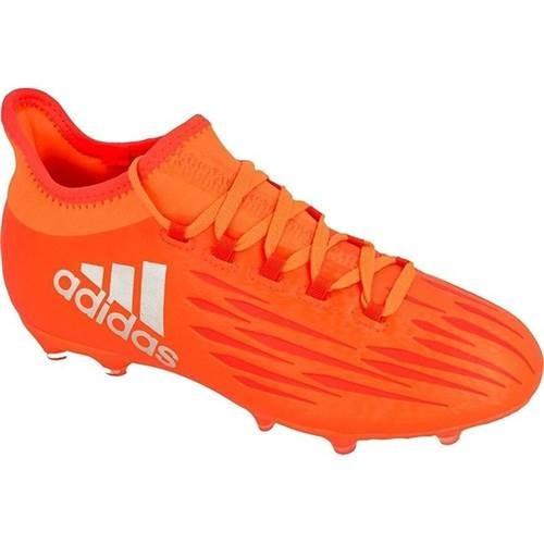 Ghete Fotbal Adidas X 161 FG JR BB3859 foto mare