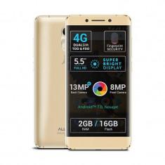 Smartphone Allview P8 Pro 16GB Dual Sim 4G Gold