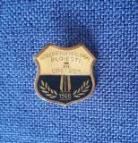 Insigna Intreprinderea 1 Mai - Upetrom - Ploiesti