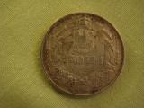 250 lei 1941 - Nihil Sine Deo - Luciu de Batere, Argint
