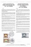 2009LP1852 b EMISIUNE COMUNA ROMANIA-ISRAEL PRIMUL TEATRUL IDIS DIN LUME CARTON