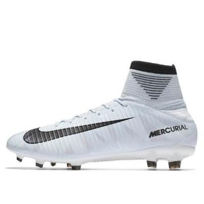 Ghete Fotbal Nike Mercurial Veloce Iii DF CR7 FG 852518401 foto
