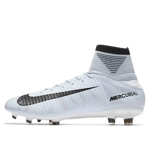 Ghete Fotbal Nike Mercurial Veloce Iii DF CR7 FG 852518401 foto mare