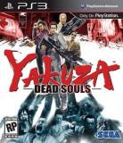 Yakuza Dead Souls Ps3, Sega