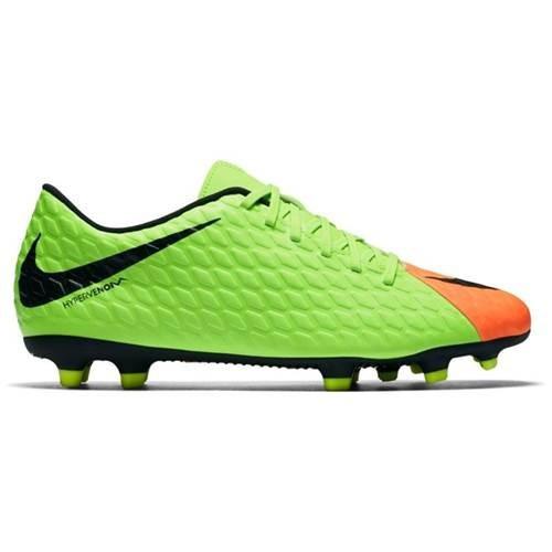 Ghete Fotbal Nike Hypervenom Phade FG 852547308