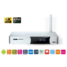 Resigilat : Mini PC cu Android HiMedia Q5 IV Quad core 4K