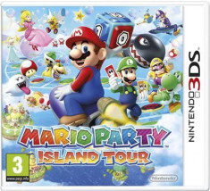 Mario Party Island Tour Nintendo 3Ds foto