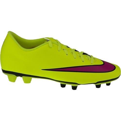 Ghete Fotbal Nike Mercurial Vortex II FG 651647760