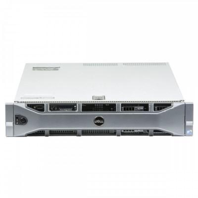 Dell Poweredge R710 2 x Intel Xeon X5650 2.66 GHz 32 GB DDR 3 REG 2 x 1 TB HDD 2.5 inch PERC 6/i Rackmount 2U foto