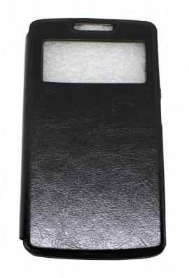 Husa Protectie Tip Carte Flip Cover Lenovo A1000 foto