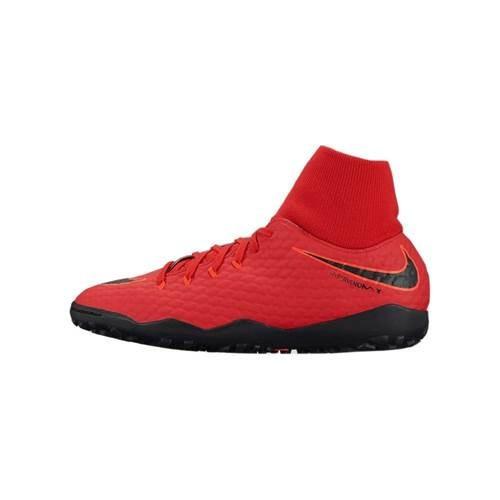 Ghete Fotbal Nike Hypervenomx Phelon Iii DF TF 917769616 foto mare