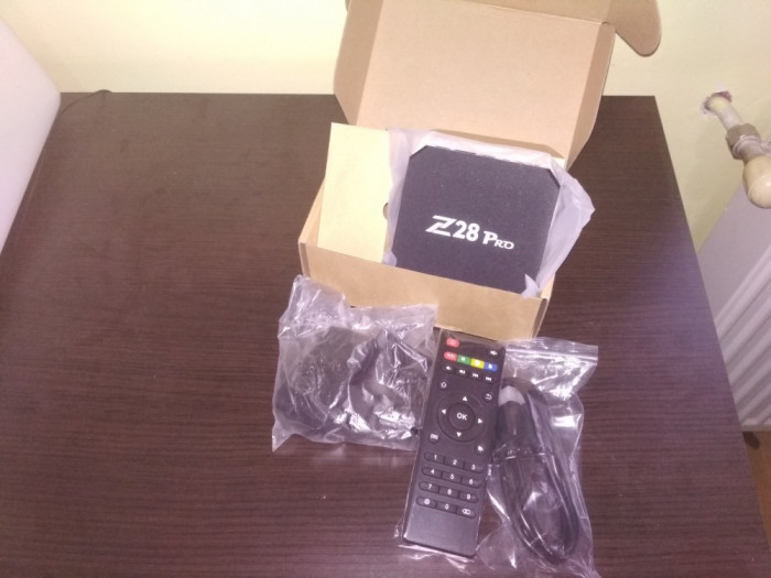 Z28 PRO Smart tv box android 7.1 Z28 Pro 4K usb 3.0 2gb/8gb  mini pc