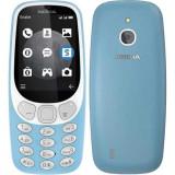 Vând nokia 3310(2017) 3G sigilat, Bleu, Neblocat