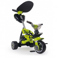 Tricicleta copii Injusa Bios 2 in 1 Green