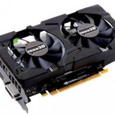 Placa Video Inno3D GeForce GTX 1050 Ti Twin X2, 4GB, GDDR5, 128 bit - Placa video PC