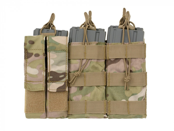 Port incarcator combo M4 8Fields Multicam