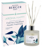 Difuzor parfum camera Berger Aroma Happy Fraicheur Aquatique 180ml
