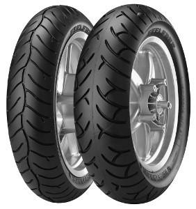 Motorcycle Tyres Metzeler FeelFree ( 120/70 R14 TL 55H M/C, Roata fata DOT2015 ) foto mare