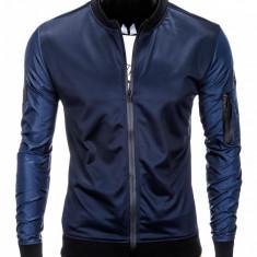 Jacheta pentru barbati, slim fit, casual, bleumarin - B749, L, M, S, XL, XXL