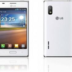 Telefon Mobil LG E610 Optimus L5 White - Touchscreen telefon mobil