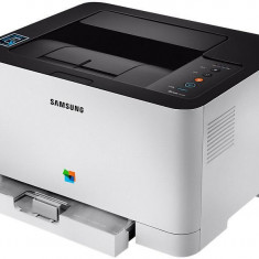 SAMSUNG SL-C430W/SEE COLOR LASER PRINTER - Imprimanta laser color