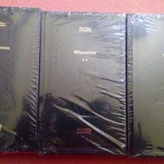 Winnetou  3 Volume. Biblioteca Adevarul nr 32, 33 si 34 - Karl May